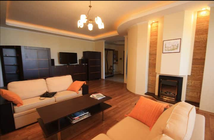 Spacious Flat in Botanica Area of Chisinau