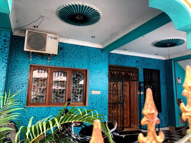 Family Home #2BHK w/AC for @ ATTRACTIVE PRICE