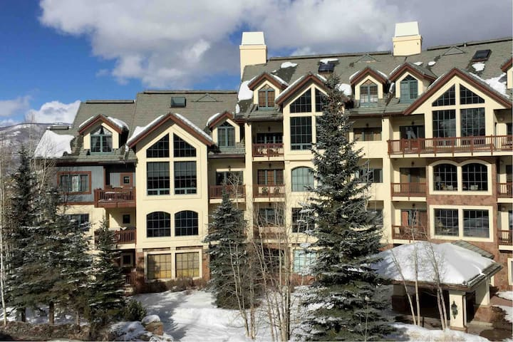 Beaver Creek Ski In/ Out Condo in Village Core