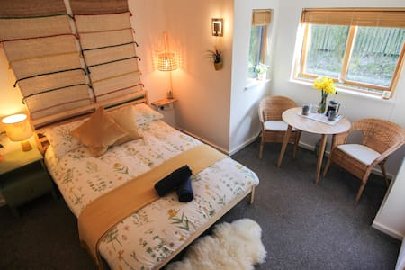 Luxuriously stylish ensuite room w / king size bed - Saint Ives - Bed & Breakfast