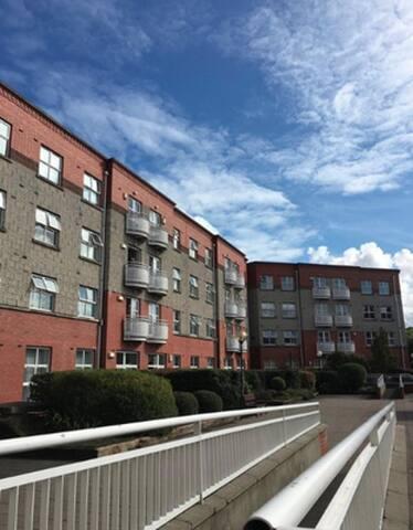 Amazing flat is in Dublin 7  Near Smithfield