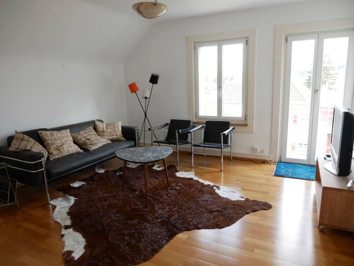 Wohnung in Bieler Gartenstadt-Quartier
