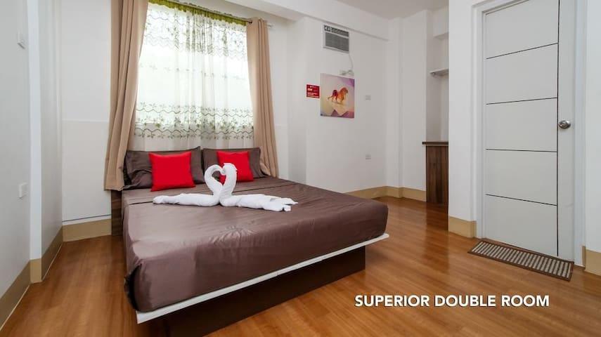Superior Room Sulit Dormitel SM Sta Mesa VMapa