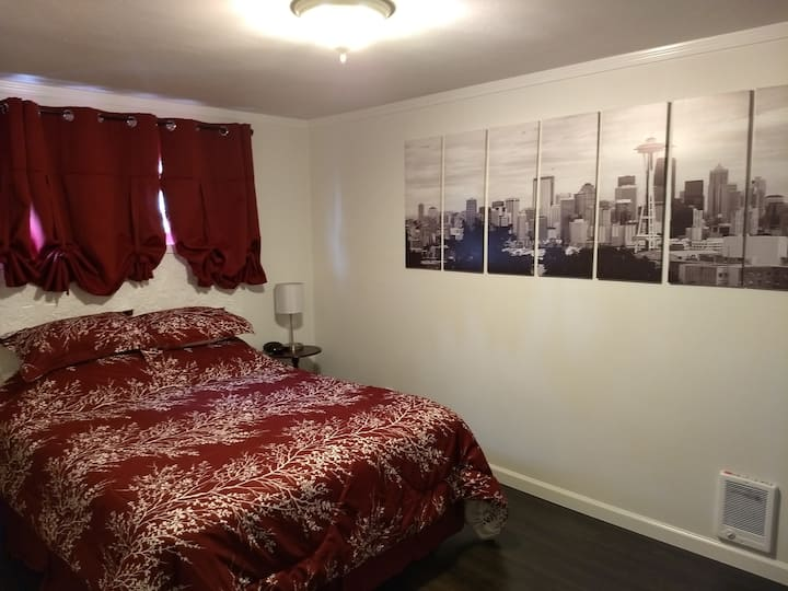 Family Friendly Home, Queen Bed