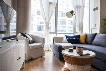 Relaxing Downtown Loft - Toronto