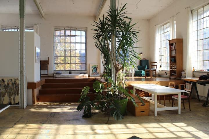 rare beautyful Atelier Studio Loft
