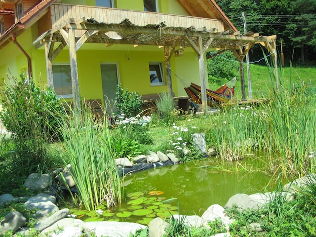 Sunny Holiday House B&B, 3 rooms - Gornji Grad