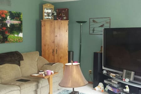 Cozy 1BR in Fitchburg near Epic - Fitchburg - 獨棟