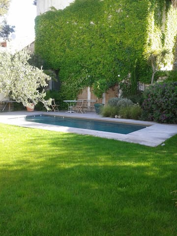 charming villa pool city centre - Montpellier - House