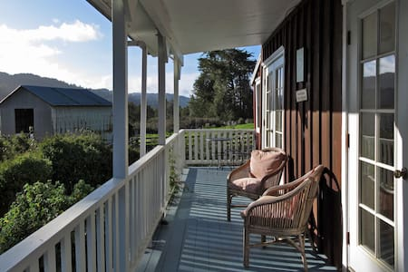 Point Reyes, The Nest - views! - Olema - Casa