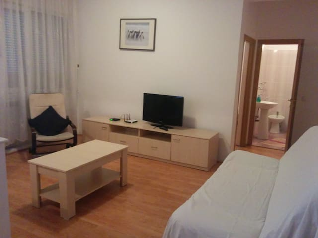 2 Rooms big apartment, City Center! - București - Leilighet