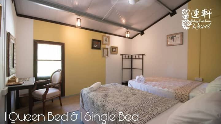 Room 6 - Nature Fruit Farm Resort