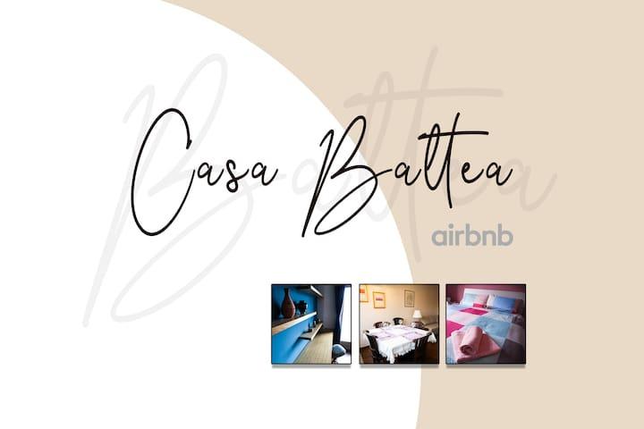 CASA BALTEA - Spazioso appartamento a Ivrea