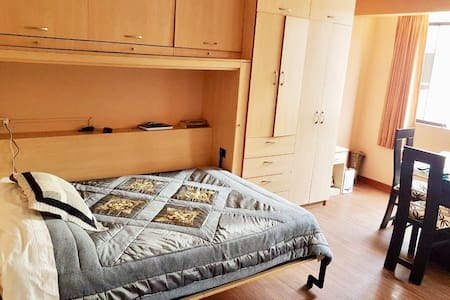 ACCESIBLE AND COSY MINIFLAT IN BREÑA