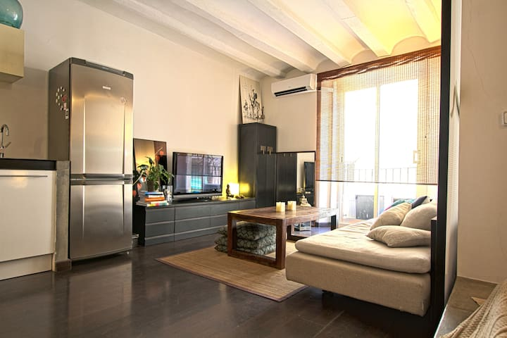 Loft au centre-ville Barcelone.Born - Barcelone - Appartement