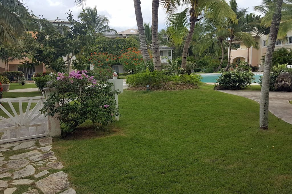 i giardini condominiali