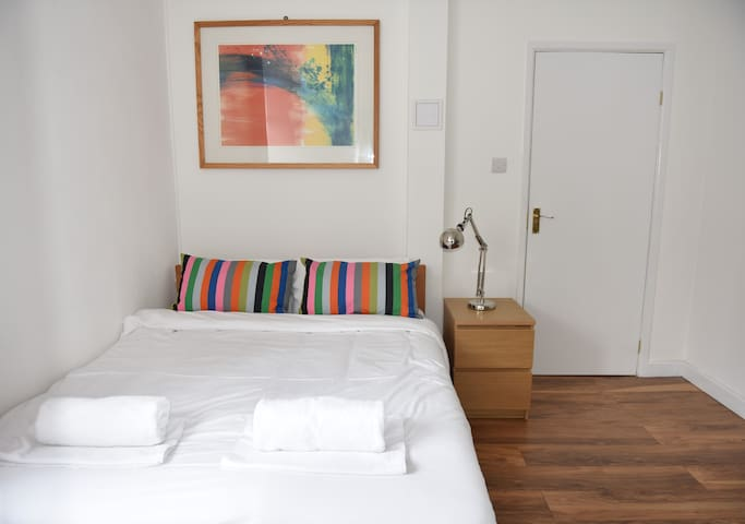 Modern En-Suite Double Room