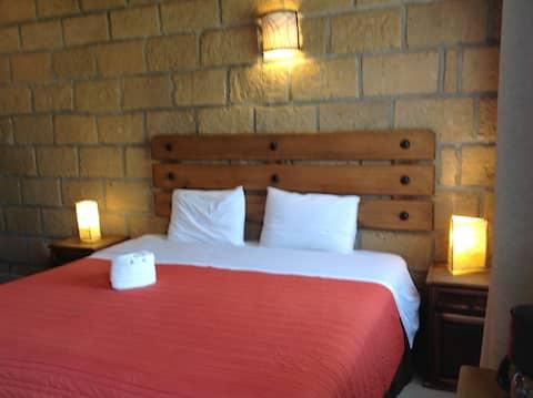 Habitación en Hospedaje Villa Campestre Facturamos