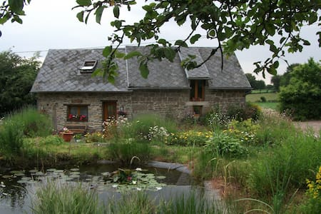 Tranquility or Adventure - Saint-Michel-de-Montjoie - House