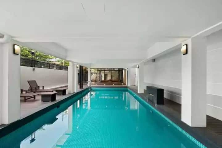 Luxury Resort Villa at KLCC#02-08