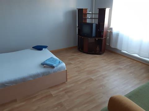 Однокомнатная квартира на машзаводе Урицкого 35