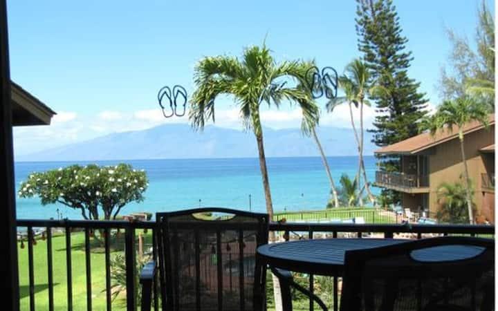 Maui Oceanfront Condo/Kaanapali/Kahana 2 Bedroom