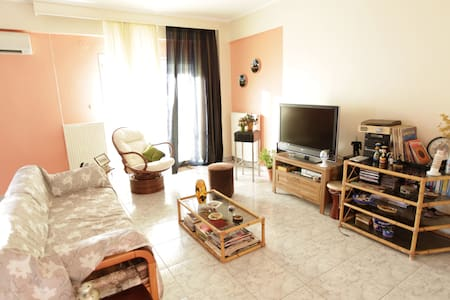 Modern& New Apartment Near The Uni! - Thessaloniki - Apartamento