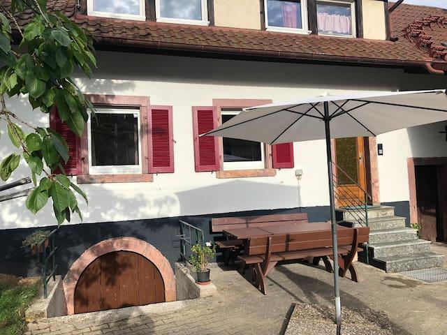 Ferienwohnung in Gundelfingen  bei Freiburg