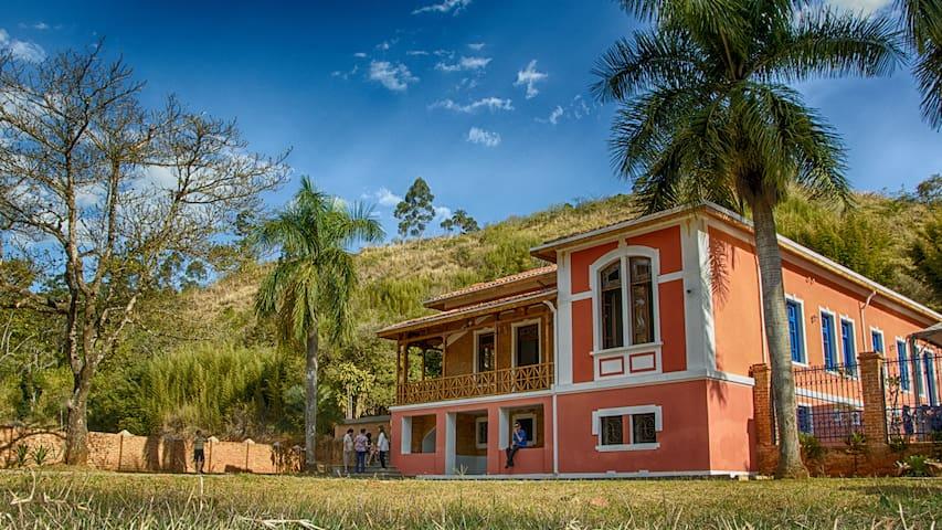 Fazenda Roseira, história e natureza em Campinas.