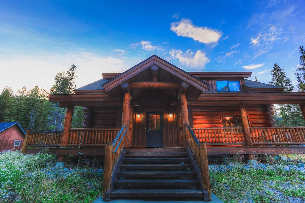 The Wicker Creel Cabin Cottages For Rent In Breckenridge