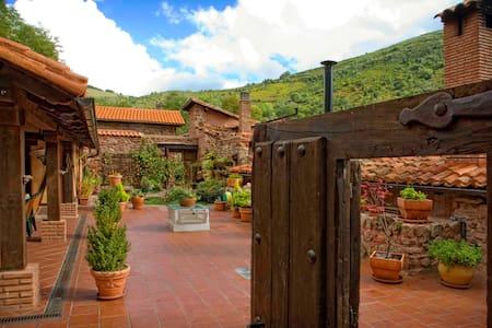 "Preciosa casa para desconectar :  "" LA SOLANA "" - Aldea de Turza"
