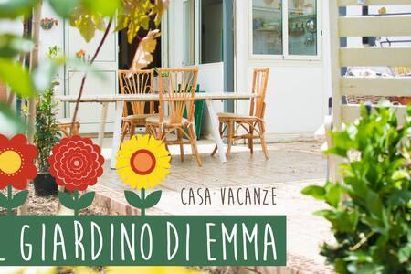 """Villa al mare """"Il Giardino di Emma"""" - Agrigent - Casa de camp"""