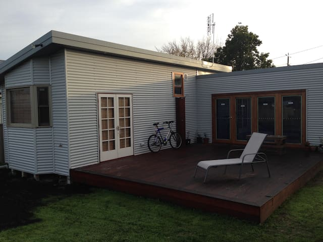 PINE LODGE - Cosy Retreat in Clunes - Clunes - Rumah