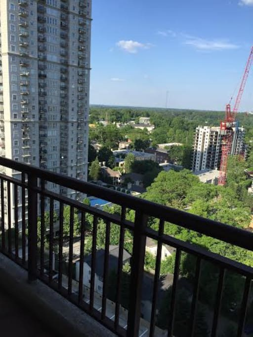 Penthouse In The Heart Of Midtown Apartments For Rent In Atlanta Georgia United States