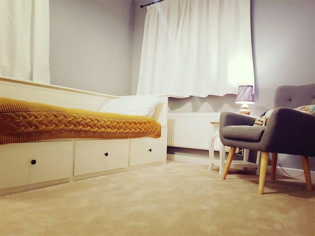 Beautiful room near Harwell Campus & Milton Park