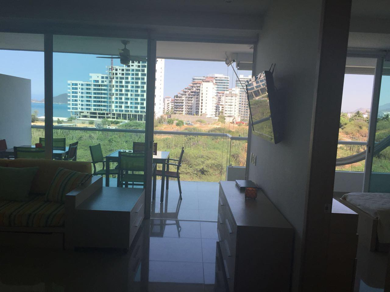 Beauty apartment nearby beach. Just for relax and having a good time...