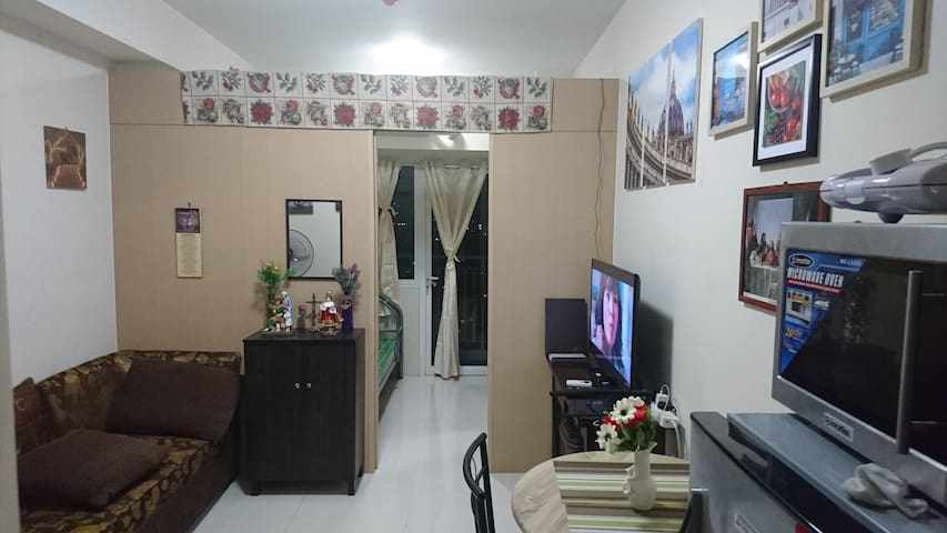 Mezza 2 SMDC Residences - Manila - Appartement