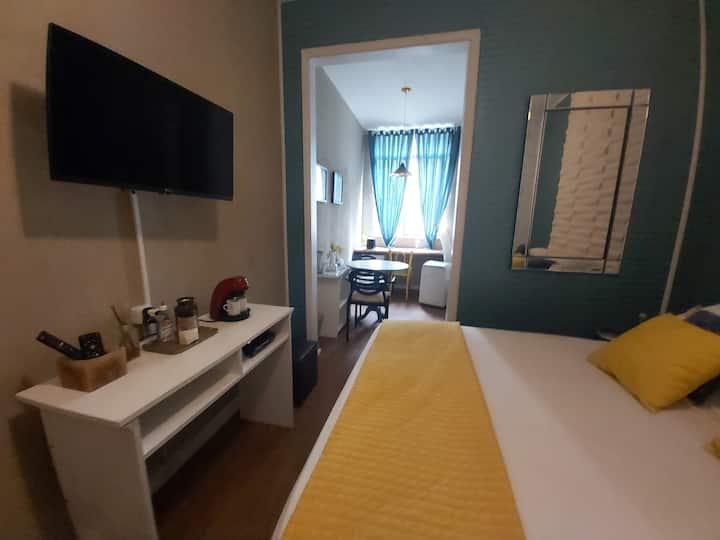 Apartamento em Copacabana, próximo a Ipanema.