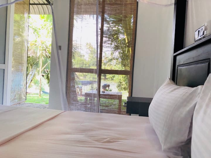 River Apartment №1 only 350m to Weligama beach