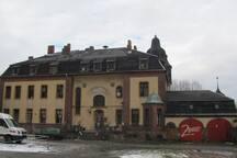 es ist ein Gutshaus aus 1903