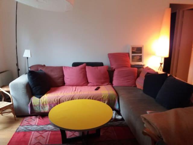 Chambres au vert et à deux pas de Paris/versailles - Sèvres - Apartment