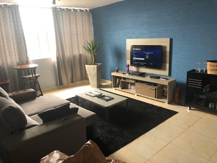 One Bedroom Demarchi, São Bernardo Lazer completo