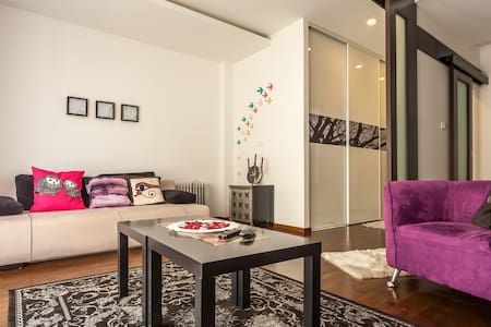 Cozy and Modern Apart + PParking - Budva