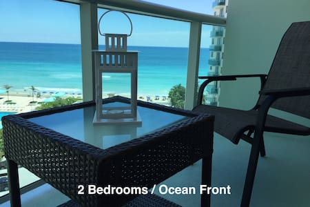 HomeAtSun: Ocean Line Beach Access. Near Malls