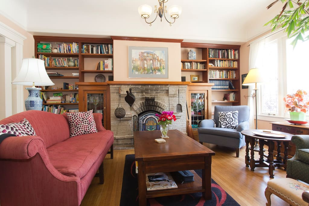 Cole Valley Gem 3 Bedrooms 2 5 Baths Houses For Rent In San Francisco California United States