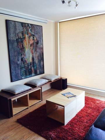 Fancy apartment 1 block from lake - Puerto Varas - Leilighet