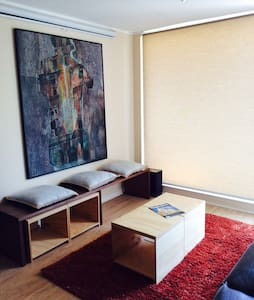 Fancy apartment 1 block from lake - Puerto Varas - Huoneisto