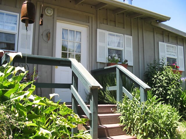 Point Reyes, Sunflower Cottage - Olema