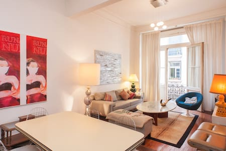 Sophistication in Historic BA - Buenos Aires - Appartement