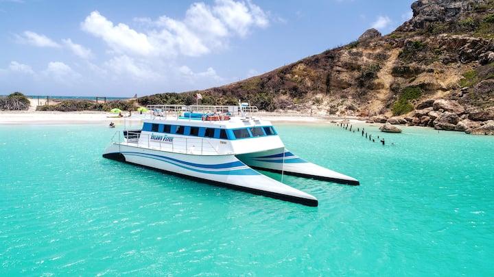 Island Flyer catamaran
